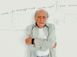 Oscar Niemeyer picture, image, poster