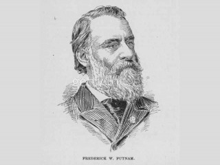 Frederic Ward Putnam picture, image, poster