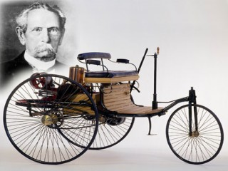 Karl Benz picture, image, poster