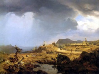 Andreas Achenbach picture, image, poster