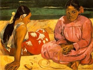 Gauguin Eugène-Henri-Paul  picture, image, poster