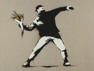Banksy picture, image, poster
