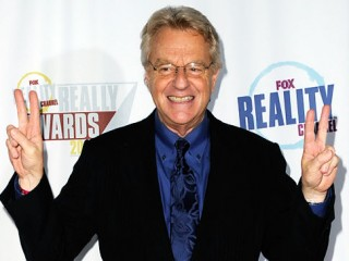 Jerry Springer picture, image, poster