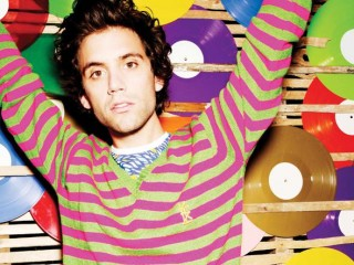 Mika (singer) picture, image, poster