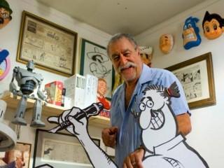 Sergio Aragones (de) picture, image, poster