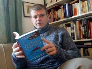 Mark Haddon picture, image, poster