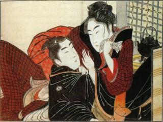 Kitagawa Utamaro picture, image, poster