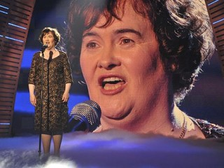 Susan Boyle picture, image, poster