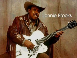 Lonnie Brooks picture, image, poster