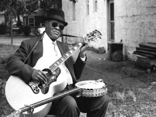Reverend Gary Davis picture, image, poster
