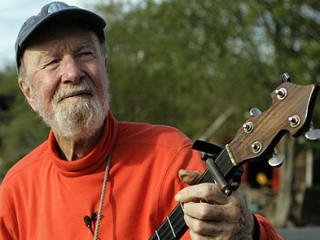 Pete Seeger picture, image, poster