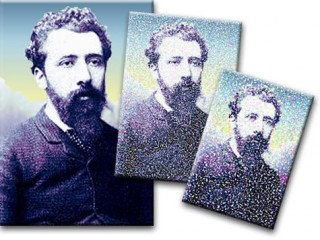 a biography of georges seurat a painter Browse a range of the most popular georges seurat paintings from the national  gallery's collection the seurat prints come in exceptional digital quality and are .