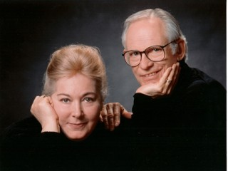 Alan and Marilyn Bergman picture, image, poster