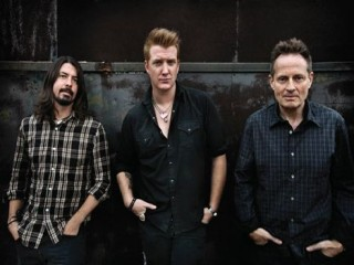 Them Crooked Vultures (band) picture, image, poster