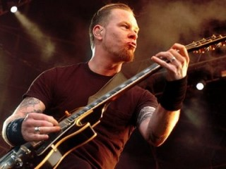 james hetfield biography birth date birth place and pictures. Black Bedroom Furniture Sets. Home Design Ideas
