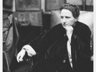 Gertrude Stein picture, image, poster
