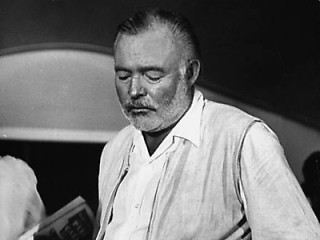 a biography of the american writer ernest miller hemingway Ernest hemingway: a biography  the first full biography of ernest hemingway in more  greatest living american novelist and short-story writer, winner of the.