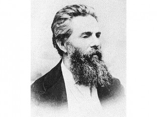a biography of herman melville a writer Parker concluded the first volume of his definitive biography, and opens the second, with the publication of moby-dick in 1851 take it all in all, th.