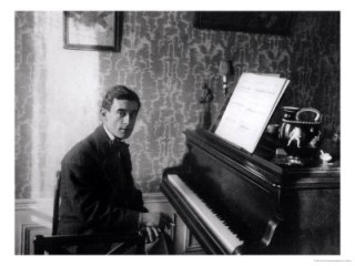 Maurice Ravel picture, image, poster