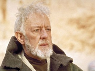 Alec Guinness picture, image, poster