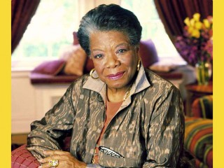 Maya Angelou picture, image, poster