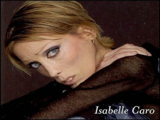 Isabelle Caro picture, image, poster