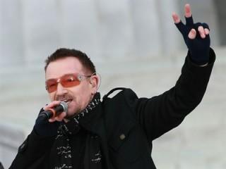 Bono picture, image, poster
