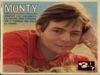 Monty (chanteur) picture, image, poster