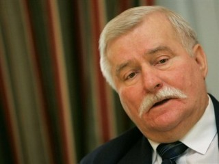 Lech Walesa picture, image, poster