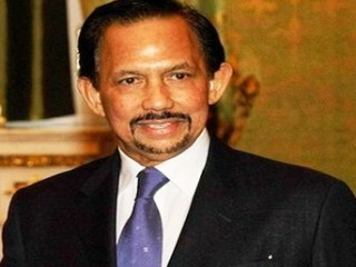 Hassanal Bolkiah, Sultan of Brunei picture, image, poster