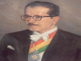Hernan Siles Zuazo picture, image, poster