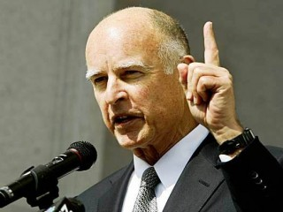 Jerry Brown picture, image, poster