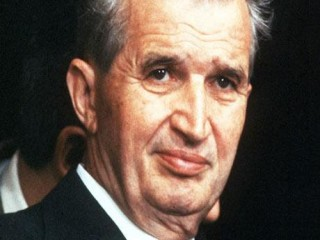 Nicolae Ceausescu picture, image, poster