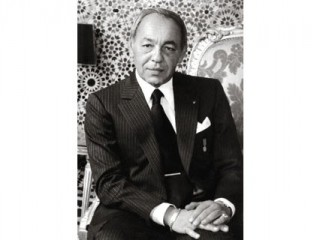 King Hassan II of Morocco picture, image, poster