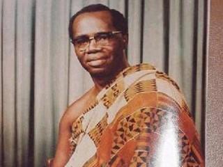 Kofi Abrefa Busia picture, image, poster