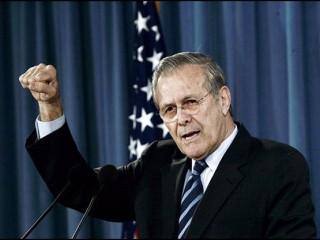 Donald Rumsfeld picture, image, poster