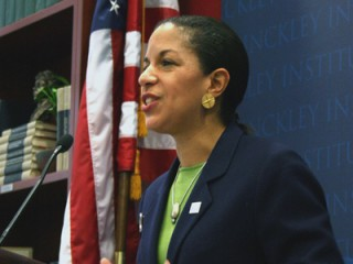 Susan Rice picture, image, poster