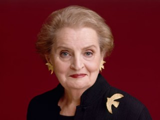 Madeleine Albright picture, image, poster