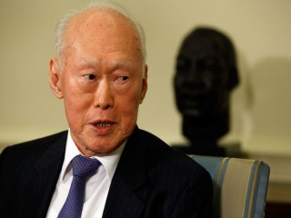 Lee Kuan Yew picture, image, poster