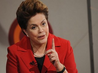 Dilma Rousseff picture, image, poster