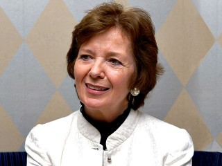Mary Robinson picture, image, poster
