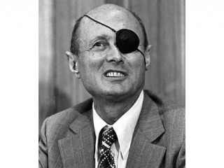 Moshe Dayan picture, image, poster