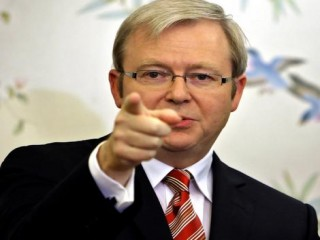 Kevin Rudd picture, image, poster