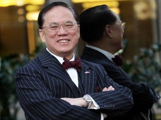Donald Tsang picture, image, poster