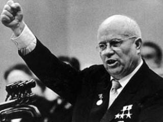Nikita S. Khrushchev picture, image, poster