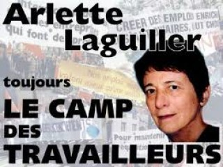Arlette Laguiller picture, image, poster