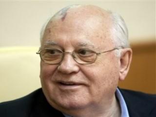 Gorbachev Mikhail picture, image, poster