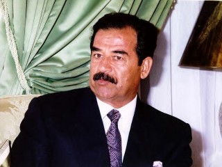 Saddam Hussein picture, image, poster