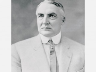 A life and work biography of warren harding