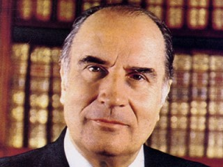 Mitterrand François  picture, image, poster